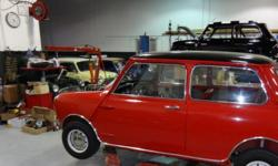 Classic MINI owners,   Is your MINI spitting,