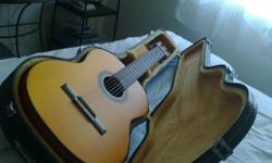 Beskrywing Unused classical guitar for sale.Comes with