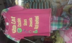 We manufctre garments,if you have a small shop or sell