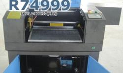 TruCUT-Series Cabinet 90W CO2 Laser Cutter 900�600mm