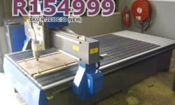 EasyRoute 2000�3000 3kW CNC Sign-Making Router, 220V,