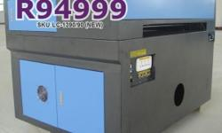 TruCUT-Series Cabinet 90W CO2 Laser Cutter 1300�900mm
