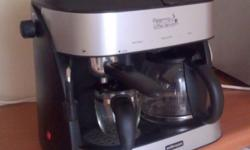 Spotless Palermo Coffee Maker - works brilliantly. My