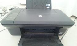 Hp 3 in 1 print, copy, scan and Lexmark 4 in 1 print,