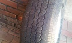 Beskrywing Colt 4x4 rims for sale , good condition ,