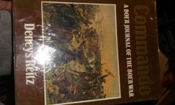 Hard cover in good condition. The Boer Journal of the