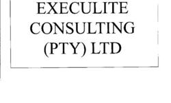 Execulite Consulting (Pty) Ltd is a professional