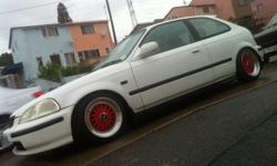 HI I HAVE A COMPLETE HONDA CIVIC 97 FOR SPARES.IT AS