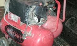 Compressor for sale, Used, 24L direct drive, good