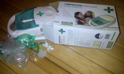 New still in a box Complete Nebuliser Kit