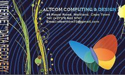 ALTCOM COMPUTING & DESIGN fixes all IT problems and a