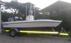 Concept 16 boat for sale 75mariner outboard motor.