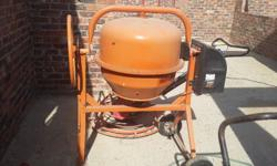 Concrete Mixer 220V 160L Brand New For Sale! Contact