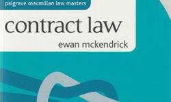 Beskrywing Tema: Education and Training Contract Law