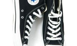 Beskrywing Black Converse All Stars Size 7 Brand new In
