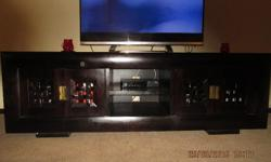 Coricraft Plasma TV unit for sale in excellent