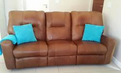 Couch is like new. Still in perfect condition Bought it