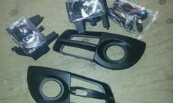 PLUG AND PLAY FOG LAMP KITS COMPLETE WITH
