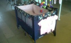 Selling a Graco campcot for R500!! In very good