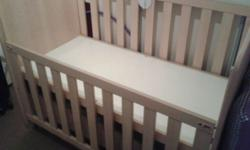 Cot with drawers for sale