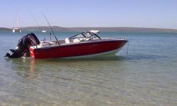 Countess 18.5 with 200 High output evinrude etec boat