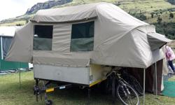 For Sale - Stainless Steel off road trailerImmaculate