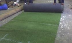 SYNTHETIC GRASS FULL SIZE AS NEW BRILLIANT CONDITION