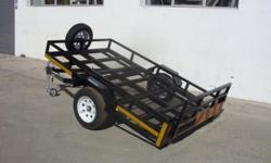 TRAILERS UNLIMITED WE CUSTOM BUILD TRAILERS NRCS