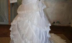 Custom made La Sposa Courture Wedding Dress