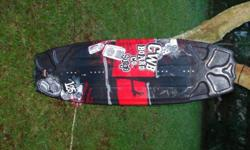 CWB wakeboard in mint condition R1800.00 with carry