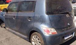 Daihatshu Materia , Stripping for spares , 0716031983 /