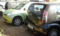 DAIHATSU SIRION SPARES , 2005 TO 2012 - New Shape -