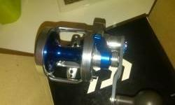 Soort: Fishing New reel never used in box with all