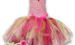 Beskrywing Daizee Fairy Tutus are fun, puffy and very