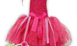 Beskrywing Daizee Fairy Tutus are soft, fluffy and