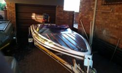 i have a dart speed boat for sale with a 115hp mariner