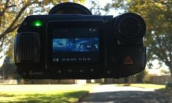 Single or dual view dash cameras. 8 hours recording on