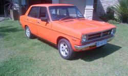 Datsun 1200 GX in good all round codition.Swop for bush