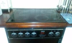 Eletric Defi stove and hob in perfect working condition