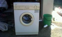 Soort: Washing Machines FRONT LOADER WASHING MACHINE