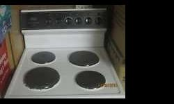 I have a Defy Kitchenaire 621 Stove for Sale. 4 Solid