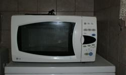 LG microwave oven with grill, grillrack.