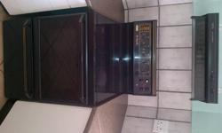 Defy glass too free standing stove for sale R2000 Very