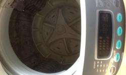 Every day washing machine, good working condition as