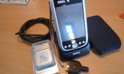 Beskrywing   Hi I am selling a Dell Axim X50V PDA with