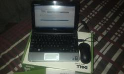 Beskrywing Dell Inspiron mini with built in 3g card,