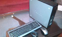 Dell Optiplex 760 for sale, come with labtec keyboard