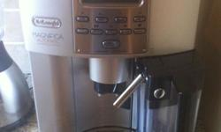 Delonghi Magnifica Automatic Cappuccino Coffee Machine