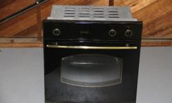 I HAVE A DELONGHI STOVE AND HOB TO SELL