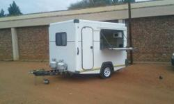 Jurgens mobile kitchen ,a great trailer and very good